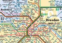 Tariff zone plan | VVO Navigator - Your mobility portal for Dresden on