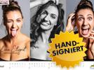 Gewinnen Sie handsignierte Kalender der DSC-Volleyball Damen